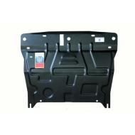 "Защита ""АвтоЩИТ"" для картера двигателя и КПП Nissan Qashqai II 2013-2020. Артикул: 4501"