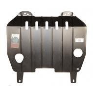 """Защита """"АвтоЩИТ"""" для картера двигателя и КПП Nissan Teana J31 2003-2008. Артикул: 4522"""