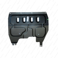 """Защита """"АвтоЩИТ"""" для картера двигателя и КПП Nissan Sentra B17 седан 2014-2019. Артикул: 4554"""