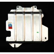 """Защита алюминиевая """"АвтоЩИТ"""" для картера двигателя Nissan Pathfinder R51 2004-2014. Артикул: 4561"""