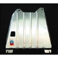 """Защита алюминиевая """"АвтоЩИТ"""" для КПП Nissan Pathfinder R51 универсал 2004-2014. Артикул: 4562"""