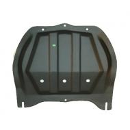 """Защита композитная """"АвтоЩИТ"""" для КПП Nissan Pathfinder R51 2004-2014. Артикул: 4575"""