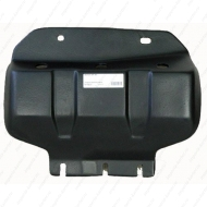 "Защита композитная ""АвтоЩИТ"" для картера двигателя Nissan NP300 Pickup 2007-2010. Артикул: 4577"