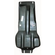 """Защита композитная """"АвтоЩИТ"""" для КПП и раздатки Nissan NP300 Pickup 2007-2010. Артикул: 4578"""