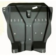 """Защита композитная """"АвтоЩИТ"""" для картера двигателя и КПП Nissan Almera Classic 2006-2020. Артикул: 4587"""