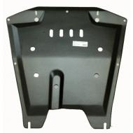 """Защита композитная """"АвтоЩИТ"""" для картера двигателя и КПП Nissan Almera G15 2013-2020. Артикул: 4588"""