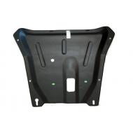 """Защита композитная """"АвтоЩИТ"""" для картера двигателя и КПП Renault Duster 2011-2020. Артикул: 4590"""