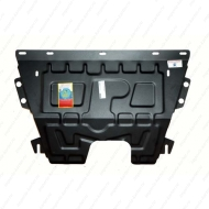 "Защита ""АвтоЩИТ"" для картера двигателя и КПП Peugeot Expert II 2013-2020. Артикул: 4814"