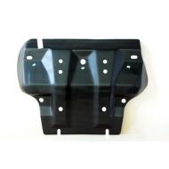 "Защита композитная ""АвтоЩИТ"" для картера двигателя и КПП Peugeot Expert II 2013-2020. Артикул: 4870"
