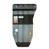 """Защита """"АвтоЩИТ"""" для картера двигателя BAW Tonik 2010-2020. Артикул: 7710"""