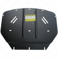 "Защита ""Motodor"" для радиатора BMW 3-серия E46 320i; 325i 1998-2006. Артикул: 00215"
