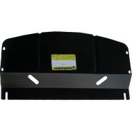 """Защита """"Motodor"""" для радиатора, двигателя, КПП, РК BMW 3-серия E46 325i универсал, седан 2000-2005. Артикул: 00225"""