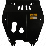 "Защита ""Motodor"" для картера, КПП Daewoo Nexia 1995-2020. Артикул: 00511"