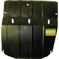 """Защита """"Motodor"""" для картера, КПП Ford Transit задний привод 2001-2011. Артикул: 00748"""
