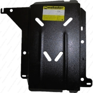 """Защита """"Motodor"""" для топливоохладителя Ford Transit передний привод 2011-2012. Артикул: 00749"""