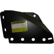 """Защита """"Motodor"""" для трубок кондиционирования у бензобака Ford Explorer V 2010-2020. Артикул: 00751"""
