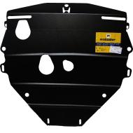 """Защита """"Motodor"""" для картера, КПП Honda CR-V III 2007-2012. Артикул: 00816"""