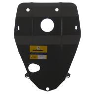 "Защита ""Motodor"" для картера Hyundai H100 Porter 2004-2011. Артикул: 00923"