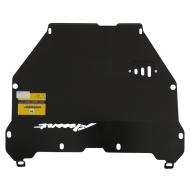 "Защита ""Motodor"" для картера, КПП Hyundai Accent 2000-2020. Артикул: 00929"