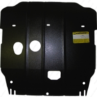 "Защита ""Motodor"" для радиатора, картера, КПП Hyundai i30 II 2012-2020. Артикул: 00936"