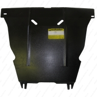 "Защита ""Motodor"" для картера и КПП Kia Picanto II 2011-2020. Артикул: 01029"