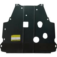 """Защита """"Motodor"""" для двигателя, КПП Kia Soul I 2011-2013. Артикул: 01031"""