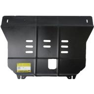 "Защита ""Motodor"" для картера двигателя и КПП Kia Sorento III Prime 2015-2020. Артикул: 01036"