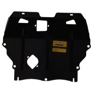 """Защита """"Motodor"""" для картера, КПП Mazda 6 II 2007-2012. Артикул: 01121"""