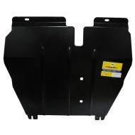 """Защита """"Motodor"""" для картера, КПП Mitsubishi Lancer 10 Classic 2009-2020. Артикул: 01308"""