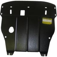 """Защита """"Motodor"""" для картера, КПП Mitsubishi Colt 2004-2012. Артикул: 01312"""