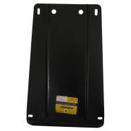 "Защита ""Motodor"" для радиатора и картера Mitsubishi Delica IV 1995-2005. Артикул: 01323"