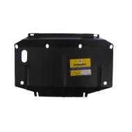 """Защита """"Motodor"""" для радиатора Nissan Pathfinder R51 2005-2009. Артикул: 01438"""