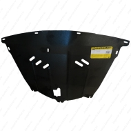 "Защита ""Motodor"" для двигателя и КПП Nissan Qashqai II J11 2014-2020. Артикул: 01453"