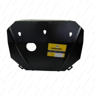 "Защита ""Motodor"" для картера, КПП Renault Megane I (передний привод) 1996-2002. Артикул: 01707"