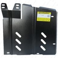 "Защита ""Motodor"" для топливного бака Nissan Terrano III 2014-2020. Артикул: 01737"