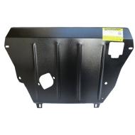 "Защита ""Motodor"" для картера, КПП Toyota RAV4 III 2010-2012. Артикул: 02552"