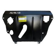 "Защита ""Motodor"" для картера, КПП Toyota RAV4 III 2006-2012. Артикул: 02554"