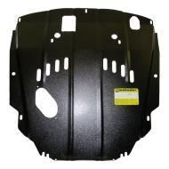 """Защита """"Motodor"""" для картера, КПП, ремня генератора Chevrolet Captiva (бензин) 2011-2014. Артикул: 03029"""