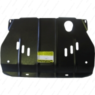 "Защита ""Motodor"" для картера, КПП Chevrolet Captiva (бензин) 2011-2014. Артикул: 03030"