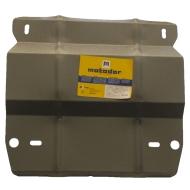 """Защита """"Motodor"""" для картера, передний дифференциал Great Wall Deer G3, G5 2005-2020. Артикул: 03101"""