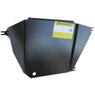 """Защита """"Motodor"""" для топливного бака Haval H6 2015-2020. Артикул: 03120"""