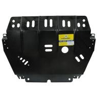 """Защита """"Motodor"""" для картера, КПП (увеличенная) Lexus RX 330, 400h II 2003-2009. Артикул: 05005"""