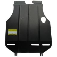 "Защита ""Motodor"" для картера, КПП Brilliance M2 2006-2020. Артикул: 05101"
