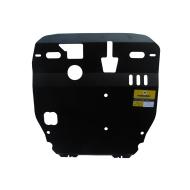 """Защита """"Motodor"""" для картера, КПП Mitsubishi ASX 2010-2020. Артикул: 11312"""