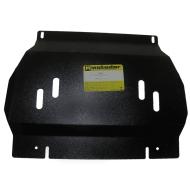 "Защита ""Motodor"" для двигателя, КПП, дифференциала передней оси Mitsubishi Pajero Sport II 2012-2015. Артикул: 11326"
