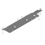 """Защита """"Motodor"""" для топливных трубок Nissan X-Trail T32 2015-2020. Артикул: 11412"""
