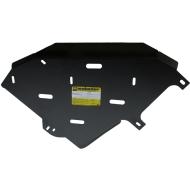 """Защита """"Motodor"""" для раздаточной коробки Chevrolet TrailBlazer II 2013-2020. Артикул: 13011"""