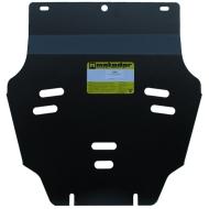 "Защита ""Motodor"" для радиатора, картера, КПП, РК Lincoln Aviator 2002-2005. Артикул: 13801"
