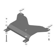 """Защита """"Motodor"""" для двигателя Lexus GS 350 2012-2020. Артикул: 15009"""