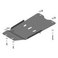 """Защита """"Motodor"""" для КПП и раздаточной коробки Lexus GS 350 2008-2020. Артикул: 15011"""